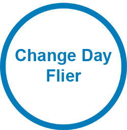 August 2019 Change Day