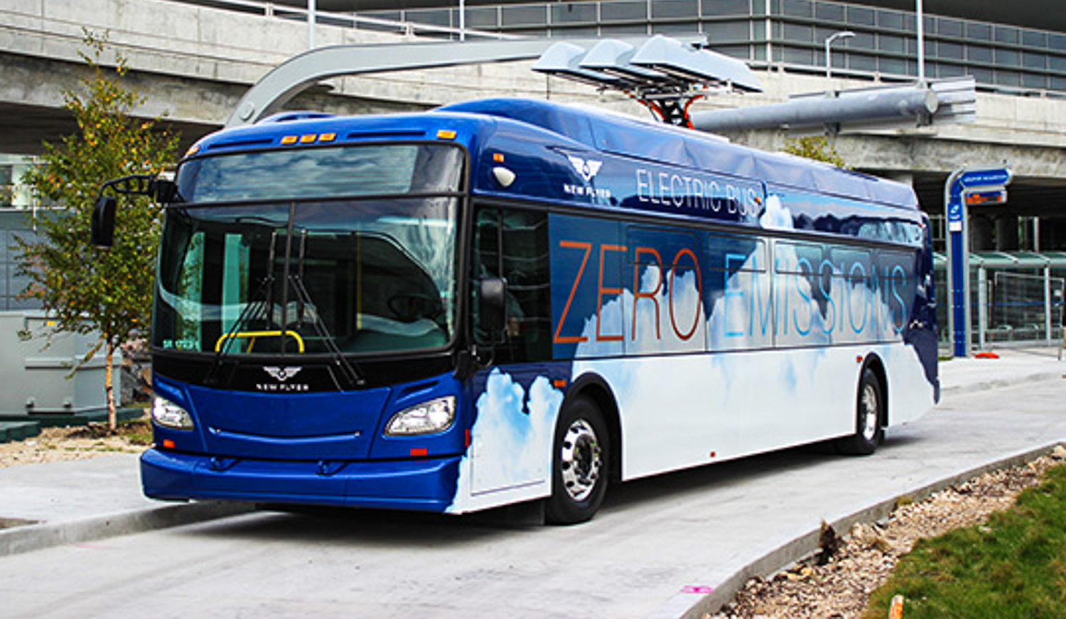 For The Three Electric Buses Uta Will Be Operating On Route 2 That S A Savings Of Roximately 175 Metric Tons Gas Emissions Per Year