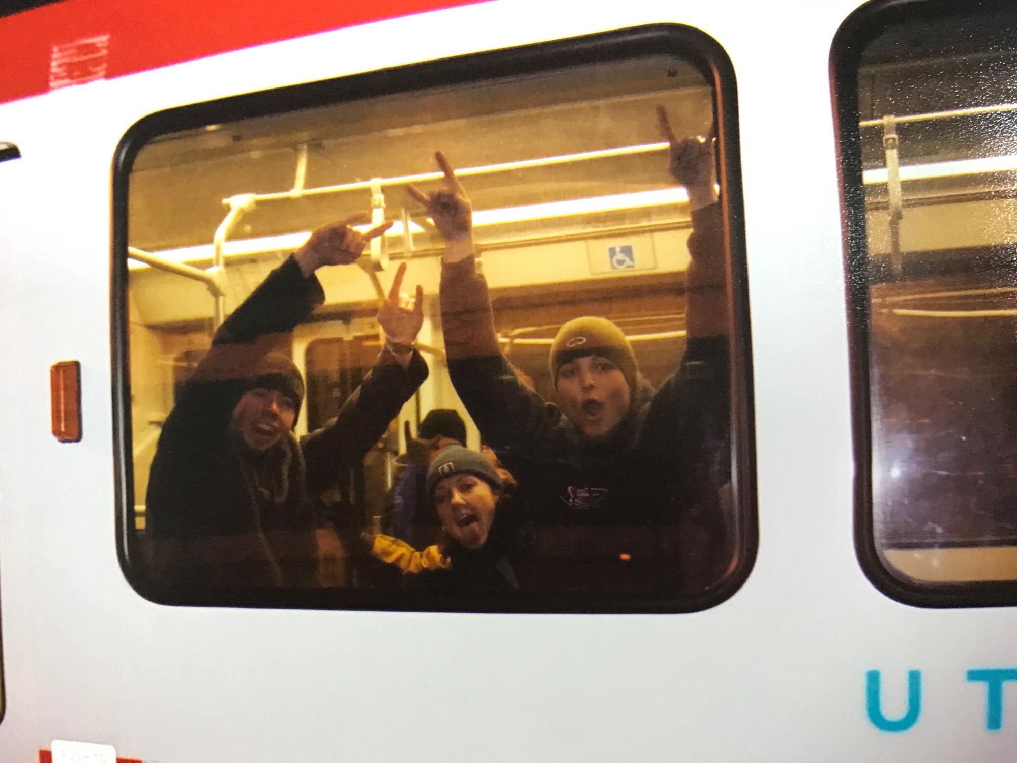 uta remembers the 2002 winter olympics