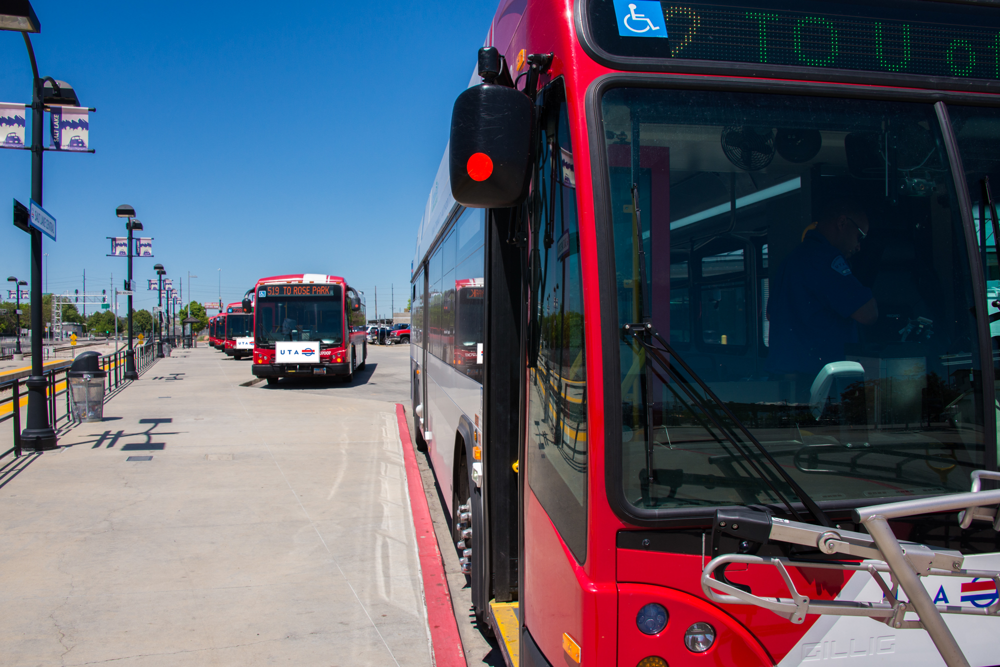 Changes Coming to Select Rail and Bus Schedules April 9