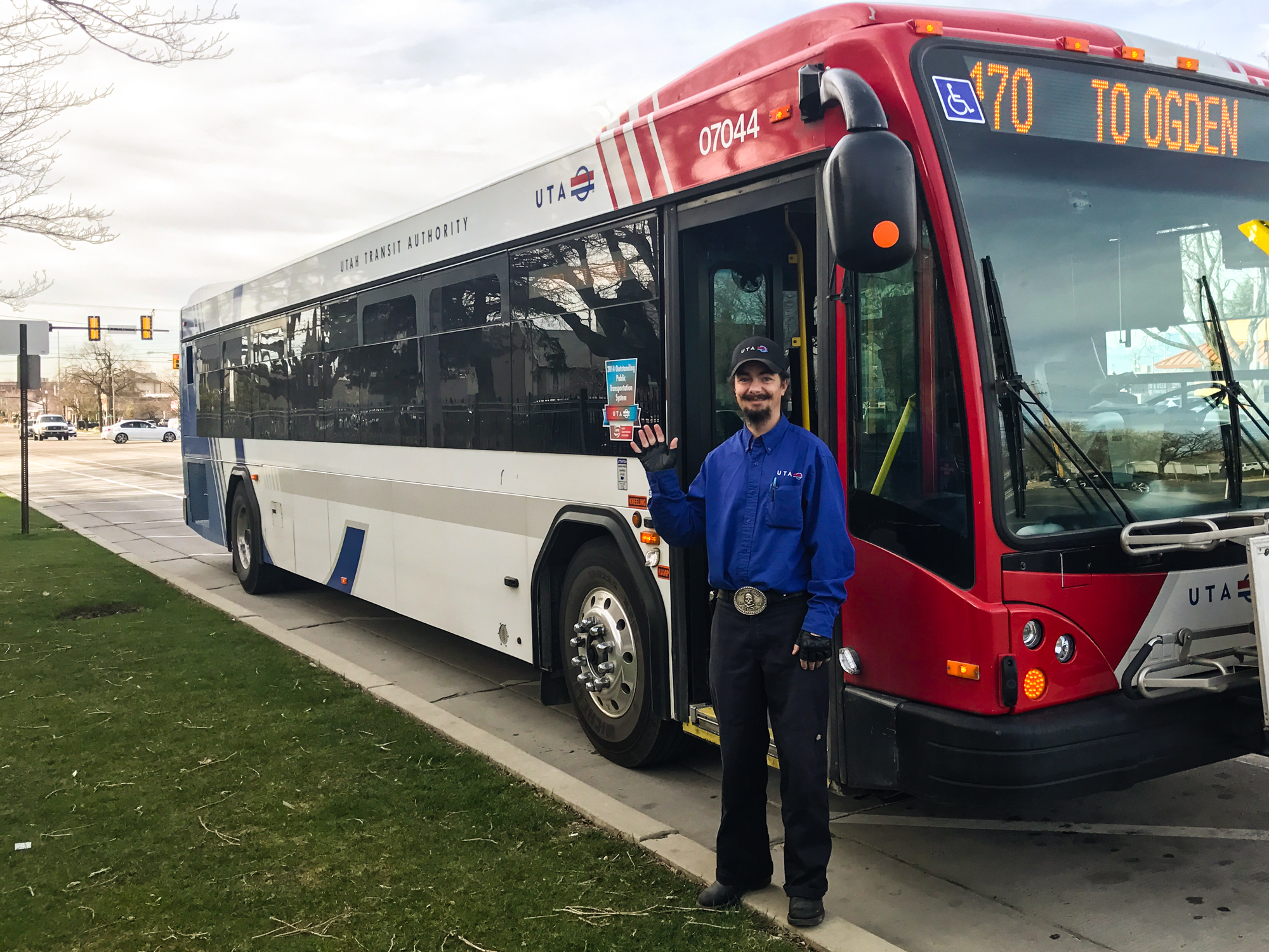 Transit Driver Appreciation Day 2017