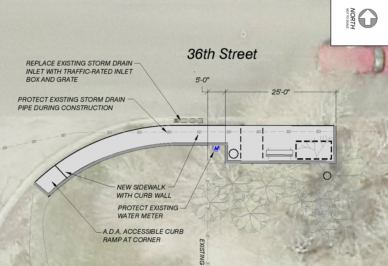 Improved Bus Stops Coming to Harrison Blvd