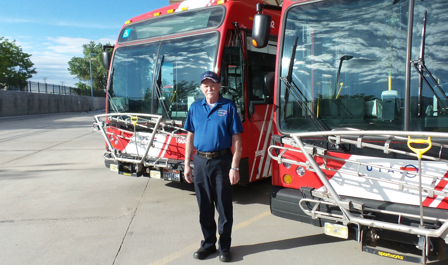 UTA Bus Operator Tests Skills in International Competition